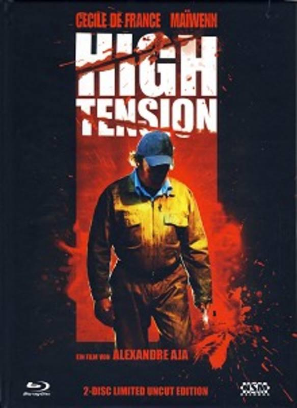 High Tension Mediabook