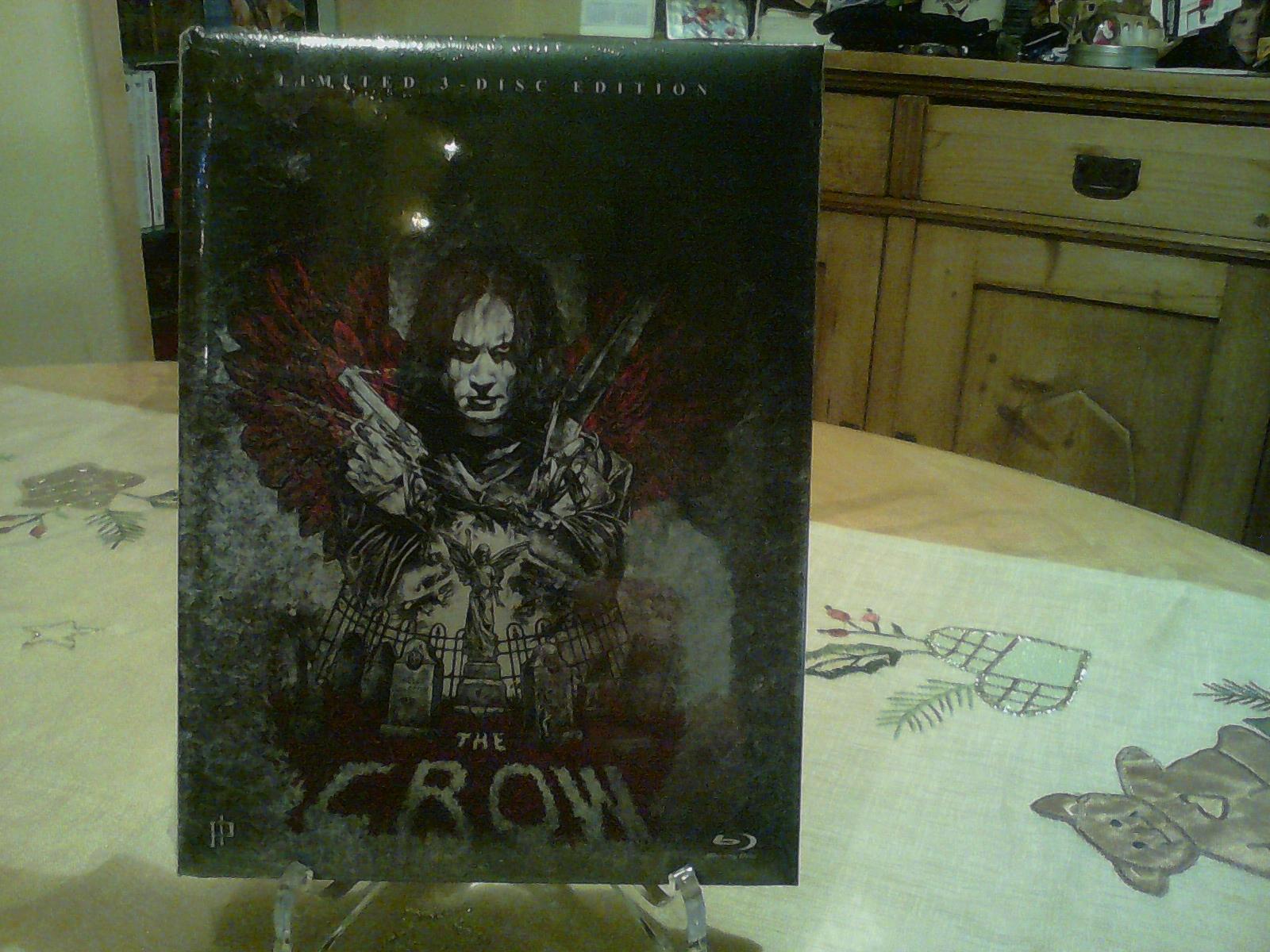 The Crow Mediabook