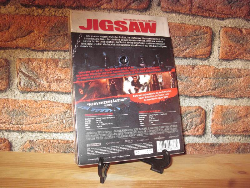 Jigsaw Mediabook