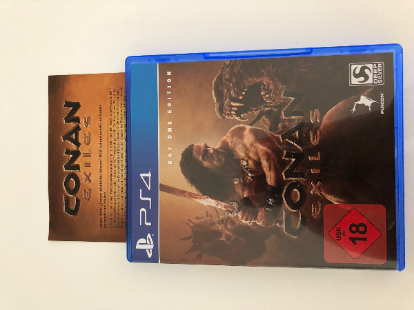 Conan exiles PS4 Day One Edition mit DLC Kaufen!