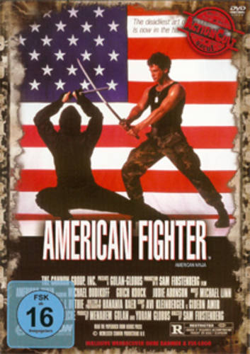 American Fighter 1 [ Action Cult] (uncut) NE U+OVP
