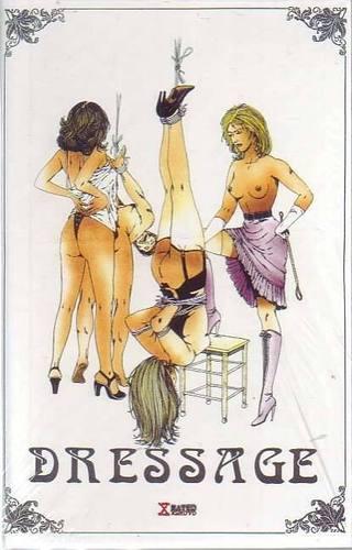 DRESSAGE - UNCUT - COVER B (GR. HARTBOX)