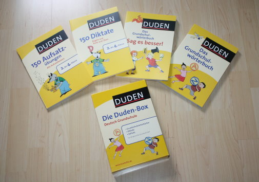 Die Duden Box Deutsch Grundschule Wörterbuch Neu Kaufen